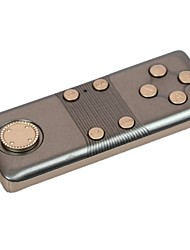 abordables -Q8 Sans Fil Manette de jeu vidéo Pour Smartphone ,  Portable Manette de jeu vidéo ABS 1 pcs unité
