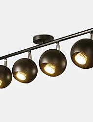cheap -QIHengZhaoMing 4-Light Spot Light Ambient Light Painted Finishes Metal 110-120V / 220-240V Warm White Bulb Included