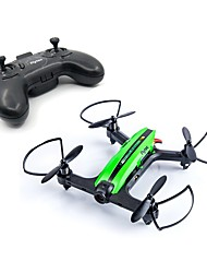 cheap -RC Drone Flytec T18 BNF 4CH 6 Axis 2.4G With HD Camera 2.0MP 720P RC Quadcopter FPV / One Key To Auto-Return / Headless Mode RC Quadcopter / Remote Controller / Transmmitter / Blades / 120 Degree