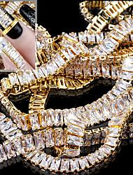 cheap -10 pcs Nail Art Drill Kit Crystal nail art Manicure Pedicure Wedding / Party Evening / Dailywear Metallic