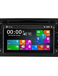 cheap -Factory OEM 7 inch 2 DIN Windows CE 6.0 Touch Screen / GPS / Built-in Bluetooth for Opel Support / RDS / SD / USB Support / Radio / DVD-R / RW / CD-R / RW