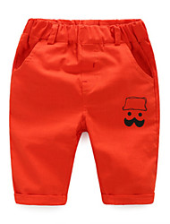 cheap -Kids Boys' Active Solid Colored Pants Orange