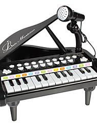 Недорогие -Intex Игрушечные музыкальные инструменты Детские электронные пианино голос Звук моделирование Материал Мальчики Девочки Детские Дети 1 pcs Выпускные подарки Игрушки Подарок