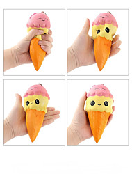 cheap -Squeeze Toy / Sensory Toy Squishy Toy Jumbo Squishies 1 pcs Ice Cream Lovely Parent-Child Interaction For Kid's Adults' Boys' Girls' Gift Party Favor