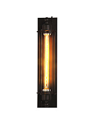 cheap -CONTRACTED LED Mini Style Rustic / Lodge / Vintage Wall Lamps & Sconces Living Room / Bedroom / Study Room / Office Metal Wall Light