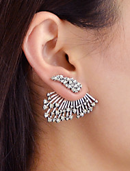 cheap -Jacket Earrings Wings Ladies Fashion Earrings Jewelry Silver For Daily Date