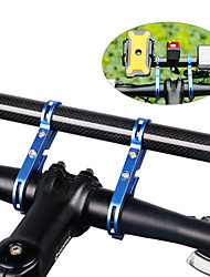 cheap -Bike Stem Extender Bike Handlebar Extender Carbon Fiber Lightweight for Road Bike Mountain Bike MTB Carbon Fiber Blue Black Red