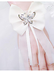 cheap -Wedding Flowers Wrist Corsages Wedding / Event / Party Silk 0-10 cm