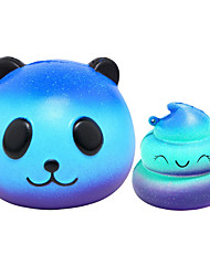 cheap -LT.Squishies Squeeze Toy / Sensory Toy Stress Reliever Stress and Anxiety Relief Focus Toy Squishy Composite materials 2 pcs High Quality Kid's Adults All Boys' Girls' Toy Gift