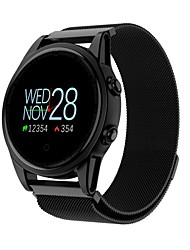 cheap -Indear CPR13 Men Smart Bracelet Smartwatch Android iOS Bluetooth Waterproof Touch Screen Heart Rate Monitor Calories Burned Distance Tracking Pedometer Call Reminder Activity Tracker Sleep Tracker