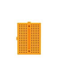 cheap -Mini Breadboard - Yellow (46 x 35 x 8.5mm)