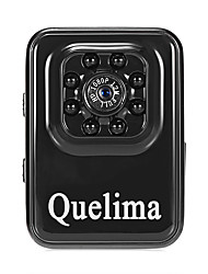 cheap -Quelima Quelima R3 1080p Mini / Night Vision / Dual Lens Car DVR 120 Degree Wide Angle CMOS No Dash Cam with motion detection 8 infrared LEDs Car Recorder
