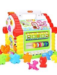 Недорогие -Игрушка для обучения чтению Семья Милый / Взаимодействие родителей и детей Пластиковый корпус Детские Подарок