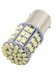 cheap -10pcs 1156 / BA15S Motorcycle / Car Light Bulbs 3 W SMD 3020 250 lm 64 LED Fog Light / Daytime Running Light / Turn Signal Light For universal All years