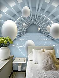 Недорогие -индивидуальные современные технологии art ball большие настенные покрытия настенные обои, подходящие для офисов спальни ресторанов хай-тек