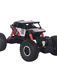 cheap -1:16 Buggy (Off-road) Rock Climbing Car 2.4G For Kid's Child's Gift