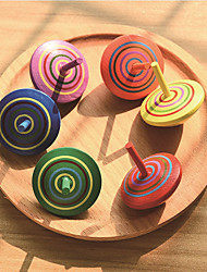 cheap -Spinning Top High Speed Stress and Anxiety Relief Focus Toy Places Geometric Kids All Boys' Girls' Toy Gift