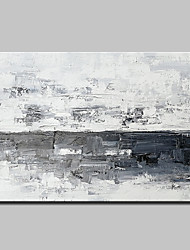 cheap -Mintura® Hand Painted Knife Abstract Oil Painting on Canvas Modern Wall Art Picture for Home Decor Ready To Hang