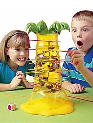 Недорогие -Настольные игры Падающие обезьяны Для профессионалов Взаимодействие родителей и детей Веселая 1 pcs Детские Для подростков Взрослые Мальчики Девочки Игрушки Подарок