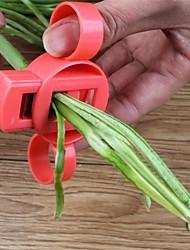 Недорогие -Пластик Овощечистка & Терка Творческая кухня Гаджет Кухонная утварь Инструменты Повседневное использование Для приготовления пищи Посуда 1шт