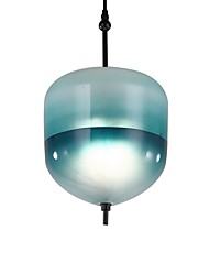 cheap -JLYLITE 2-Light Globe Pendant Light Ambient Light Electroplated Metal Glass Mini Style 110-120V / 220-240V Warm White+White Bulb Not Included / LED Integrated / SAA / FCC / VDE