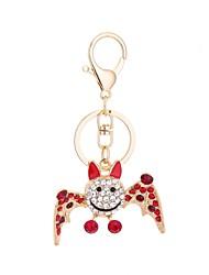 Недорогие -Брелок корейский Мода Модные кольца Бижутерия Пурпурный / Красный / Светло-синий Назначение Подарок Повседневные