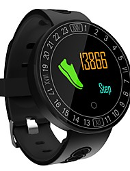 cheap -JSBP Q8PLUS Men Smart Bracelet Smartwatch Android iOS Bluetooth Waterproof Heart Rate Monitor Touch Screen Calories Burned Distance Tracking Pedometer Call Reminder Activity Tracker Sleep Tracker