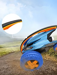 cheap -RC Car Devil Fish RC Stunt Car 4CH 2.4G Rock Climbing Car / Off Road Car / Stunt Car 1:18 35 km/h