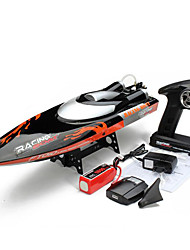 cheap -RC Boat FT010 Plastics 4 pcs Channels 35 km/h KM/H