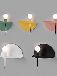 cheap -Novelty Picture Wall Lights Dining Room / Indoor / Shops / Cafes Metal Wall Light IP44 220-240V 40 W / E27