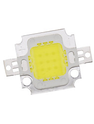 cheap -10W High Power Integrated LED Natural White / Gold Wire Welding of Copper Bracket(DC9-12V 900uA)