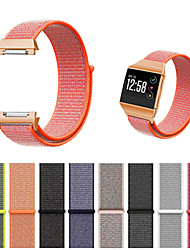 cheap -Watch Band for Fitbit ionic Fitbit Modern Buckle Nylon Wrist Strap(Connect Buckles)