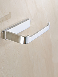 cheap -Toilet Paper Holders Multifunction Contemporary Brass 1pc - Bathroom Wall Mounted
