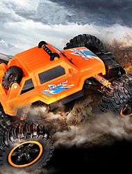 cheap -RC Car 2836 2.4G Buggy (Off-road) / Rock Climbing Car 1:14 Brush Electric 30 km/h