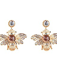 cheap -Drop Earrings Bee Ladies Fashion Earrings Jewelry Gold For Gift Daily