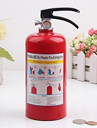 cheap -Piggy Bank / Money Bank 1 pcs Fire Extinguisher Special Designed Creative For Teenager Children's / 14 Years & Up
