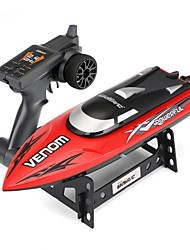 cheap -RC Boat UDI 901 Waterproof Material Channels 20 km/h KM/H RTR