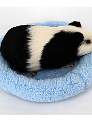 cheap -Mouse Hamster Bed Beds Portable Washable Cloth Blue