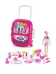Недорогие -Игрушка кухонные наборы Ролевые игры Мода Вечернее платье моделирование Детские дошкольный Игрушки Подарок