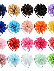 cheap -Hair Accessories Grosgrain Wigs Accessories Girls' 1pcs pcs 1-4inch cm Party / Daily Stylish Cute