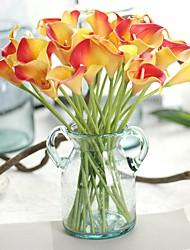 Недорогие -Искусственные Цветы 8.0 Филиал Стиль Деревня Калла Вечные цветы Букеты на стол