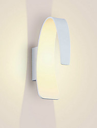 cheap -Modern 5W LED Wall Lamp AC85-265V Fashion Metal Sconce Bedroom Decorate Wall Lights