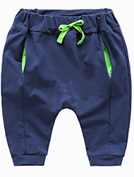 cheap -Kids Boys' Basic Solid Colored Pants Gray