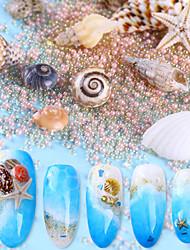 cheap -20 pcs Nail Art Drill Kit Crystal nail art Manicure Pedicure Wedding / Party Evening / Dailywear Metallic