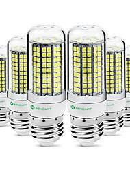 cheap -6pcs 6.2 W LED Corn Lights 1800 lm E14 G9 GU10 T 180 LED Beads SMD 2835 Decorative Warm White Cold White 220-240 V