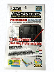 cheap -Screen Protectors For Nintendo DS Screen Protectors PP 1 pcs unit