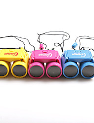 cheap -2.5 x 26 Magnification Binocular Telescope Kid Toy Gift with Neck Tie Strap