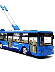 Недорогие -Игрушечные машинки Строительная техника Автобус Мальчики Девочки Игрушки Подарок