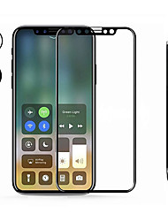 cheap -AppleScreen ProtectoriPhone X High Definition (HD) Front Screen Protector 1 pc Tempered Glass