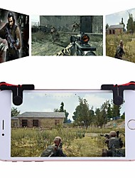 cheap -Game Trigger For PUBG ,  Portable Game Trigger ABS 2 pcs unit